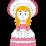 名古屋駅前名物!ナナちゃん人形